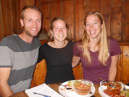 "Liz Gleason '08 and Ben Swimm '09 on ""Small Farm Economics ..."