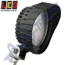 led autolamps 7450b12 12v round led work lamp 6x1w towing and led autolamps 12v round led work lamp 6x1w 7450b12