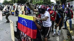 Image result for اعتراف صریح سازمان سیا به حمایت از آشوبگران در ونزوئلا