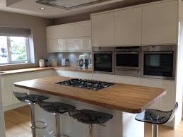 John Lewis Kitchen Appliances My New Kitchen Dining Room Lucente Cream Gloss Units Luxair