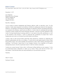 cover letter business analyst cover letter templates gallery of cover letter business analyst