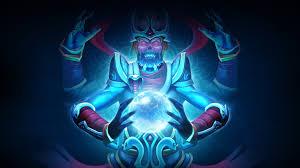 photo dota 2 lich magic monsters fantasy skeleton games 2048x1152