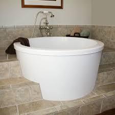 american standard freestanding bathtubs inch alcove tub evolution 60x32 deep soak bathtub acrylic anese soaking 2422v002020