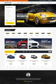 Car Dealer Website Design Motocart Car Dealer Website Template