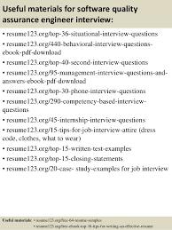 12 qa resume template