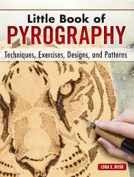 Pyrography Designs Book Little Book Of Pyrography Techniques Exercises Designs