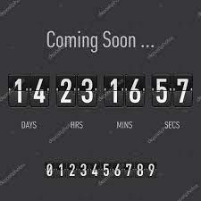 Vektorgrafiken Countdown Vektorbilder Countdown