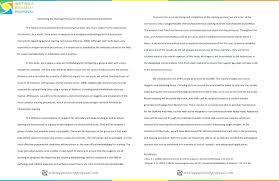 the secret essay examples