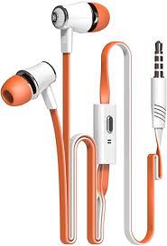 HSKK <b>In-ear headphones</b>, color <b>noodle line</b> stereo <b>in-ear</b>: Amazon ...
