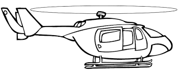 Explore Helicopters Coloring Pages And More
