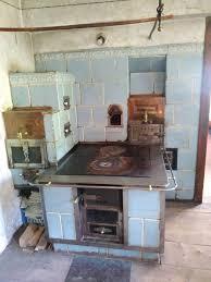 Küchenofen Kachelofen