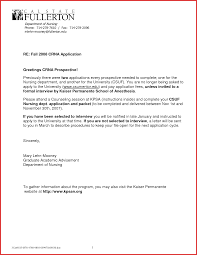 Awesome Application Letter To Nursing School Type Of Resume