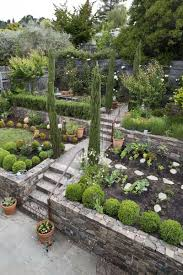 Steep Hill Garden Design Amazing Ideas To Plan A Sloped Backyard That You Should Consider