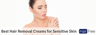 best hair removal creams for sensitive skin