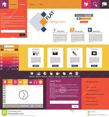 Resume Website Template Web Templates Modern httpwebdesign100 56