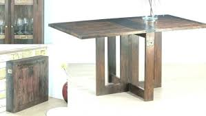 folding outdoor dining table collapsible and chairs foldaway kitchen providing for size x teak outdoo dining