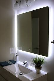 Lights Amazing Lighted Makeup Mirror Wall Mounted Mirrors