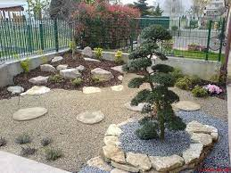 small garden without grass small