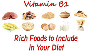 Vitamin B1 Food Chart Top 10 Vitamin B1 Rich Foods To Include In Your Diet