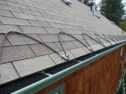 roof wires melt ice roof and gutter heating systems heat trace specialists