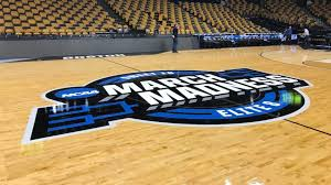 march madness court installed at td garden ahead of friday s sweet 16 boston com