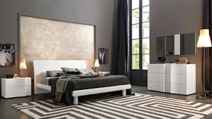 Master Bedroom Furniture Set Bedrooms Sets Modern Leather Bedroom Sets District 6drawer