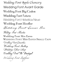 Best Font For Wedding Invitations In Microsoft Word You Get Ideas