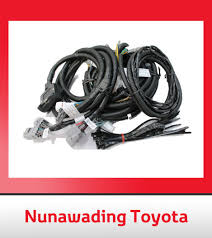 genuine toyota hilux 7 pin flat wiring harness feb 2005 2015 genuine toyota hilux 7 pin flat wiring harness feb 2005 2015 pzq6189041 for online