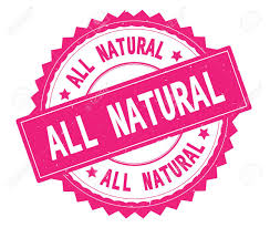 Image result for all natural pink label