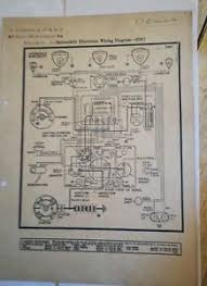 original vintage car wiring diagram 1939 morgan 10 hp 4 wheeler image is loading original vintage car wiring diagram 1939 morgan 10