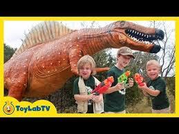 Texas – <b>Dinosaur World</b>