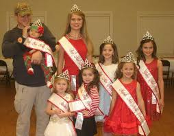 Winners crowned in Miss Christmas Pageant - Entertainment - Gaston Gazette  - Gastonia, NC
