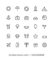 Summer Icons 1000 Summer Icons Stock Images Photos Vectors Shutterstock