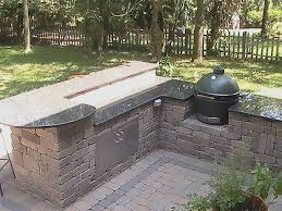 florida outdoor kitchens awesome 25 best outdoor kitchen w big green egg images on