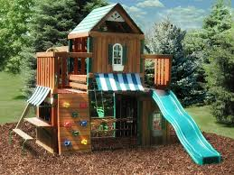 backyard discovery skyfort luxury 19 best swing sets images on