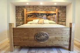 queen size head and footboard – home ideas pro