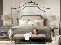 California King Size Bed White King Size Canopy Bed Cal King Canopy ...