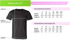 Bella Ladies T Shirt Size Chart Rldm