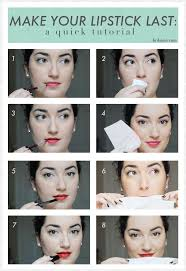 how to make your lipstick stay on beauty and makeup lipstick makeup and beauty