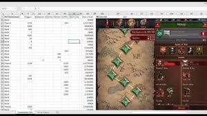 50 Exhaustive Stormfall Battleground Calculator