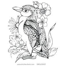 Free Printable Penguin Coloring Pages For Adults Awesome Coloring