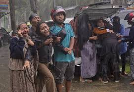 However, there are reason why indonesia occurres earthquake frequently. At Least 42 Dead As Indonesia Quake Topples Homes Buildings