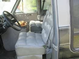 1983 g m c conversio van 4 leather captains chairs 350 with o d van captain chairs for