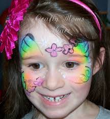 face painting pirate birthday party and a dollhouse