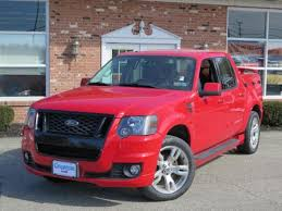 Used 2010 Ford Explorer Sport Trac For Sale at Champion Ford ...