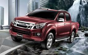 Isuzu Transforms New Chevrolet Colorado Into D-Max Pickup For Thailand