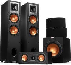 klipsch speakers for sale. items for sale: 2x klipsch r-28f - floorstanding speaker. 1x r-25c center r-14s surround speakers sale