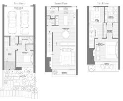 Townhouse Floor Plans  Story Townhouse Floor Plans Car Pictures Townhomes Floor Plans