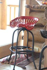 wooden tractor seat bar stools. Furniture: John Deere Stool Tractor Supply | Seat In Amazing Wood Home Design Wooden Bar Stools