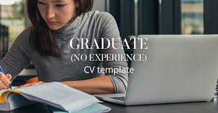 Student Cv Template No Experience Cv Template Graduate With No Experience Cv Library